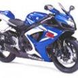 Мотоцикл SUZUKI GSX R750K6