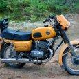Мотоцикл Восход-3(М) - продолжение эволюции