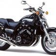 Легендарный мотоцикл Yamaha V-Max